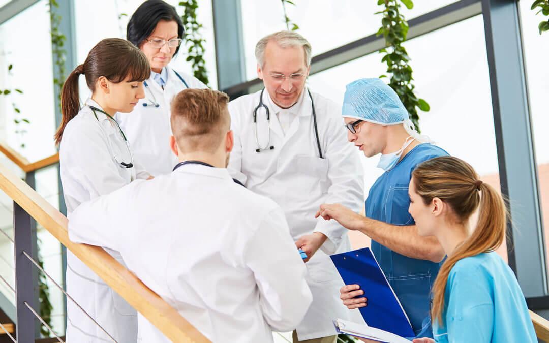 Pflegedienstleitung: Job-Beschreibung und Anforderungen