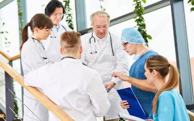Gute Zukunftschancen: Jobs im Gesundheitswesen