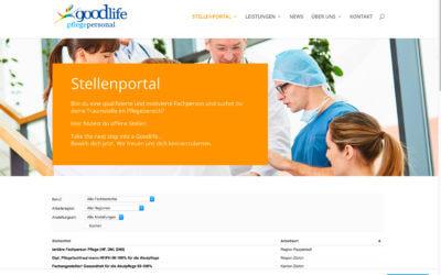 Unsere neue Website: Mehr Jobs, mehr Infos, mehr Datenschutz!