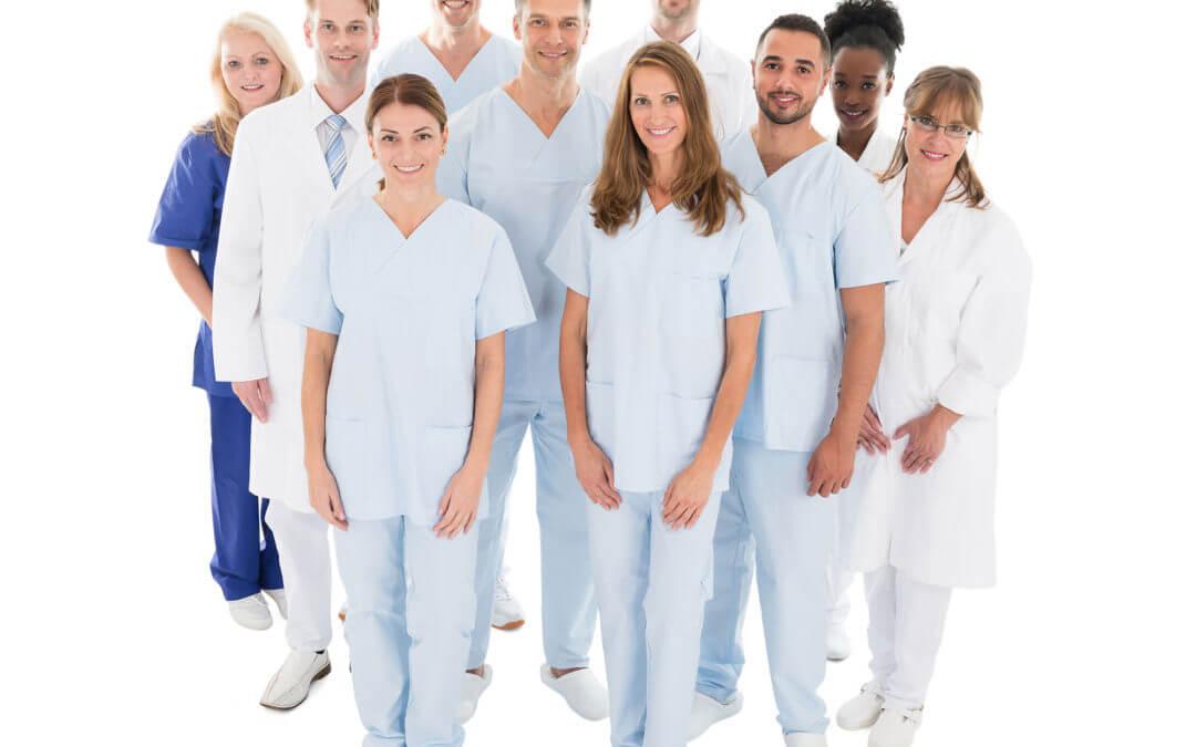 Rund die Hälfte der Stellen im Pflegebereich sind Pflegefachpersonen!
