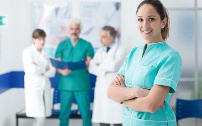 Engagierte Bewerber für Krankenpflege-Jobs gesucht