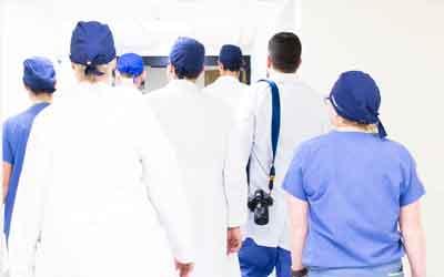 Pflegepersonal suchen