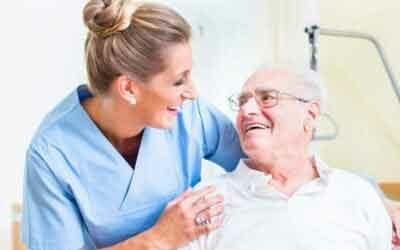 Palliative Care Jobs – Patient & Angehörige betreuen